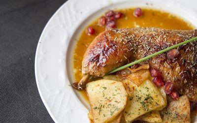 Gourmet et Relax Hôtel de la Sûre - Restaurant Comte Godefroy